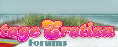 vintage erotica forum